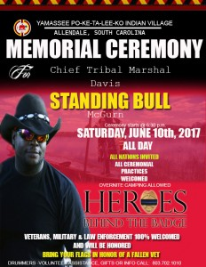 Tribal Marshal McGurn